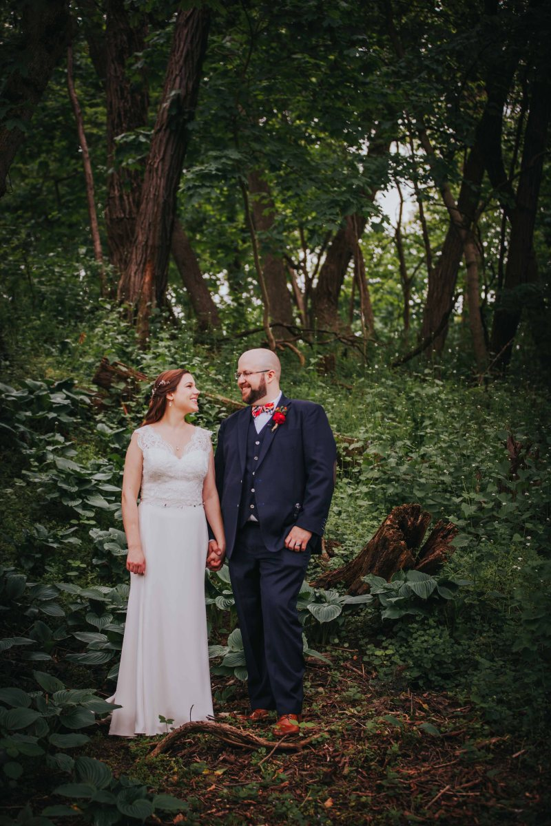 Rachel and Josh Wedding - 4.30.17