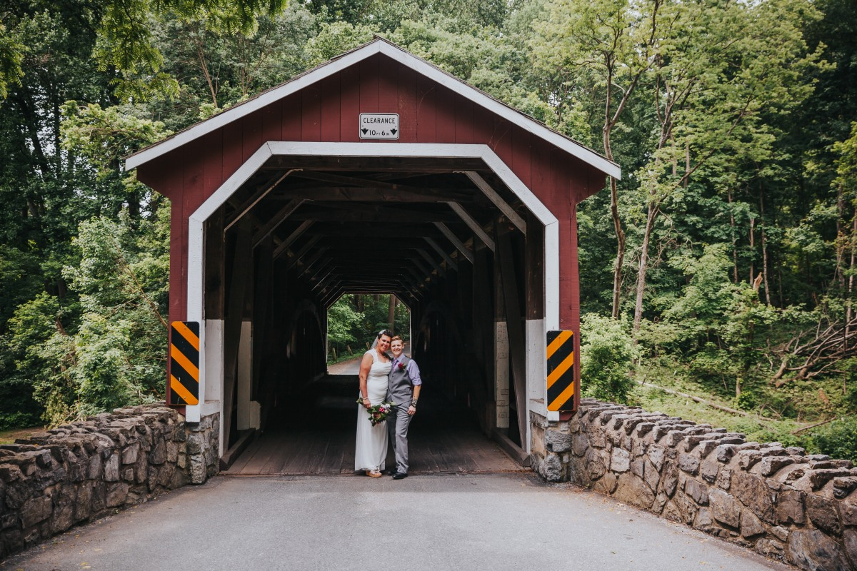 Kelly & Sarah Wedding - 6.9.18